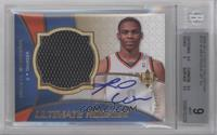 Russell Westbrook /150 [BGS 9]