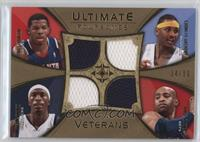 Joe Johnson, Carmelo Anthony, Josh Howard, Vince Carter /50