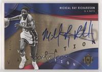 Michael Ray Richardson #/25