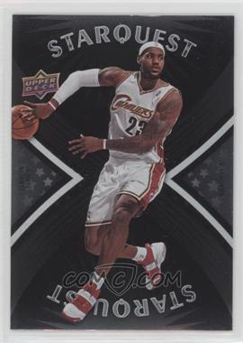 2008-09 Upper Deck - Starquest - Black Majestic #SQ-17 - Lebron James