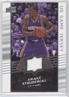 2008-09 Upper Deck - UD Game Jersey #GA-AS - Amar'e Stoudemire