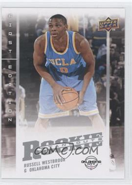 2008-09 Upper Deck First Edition - Rookie Standouts #RS-RW - Russell Westbrook