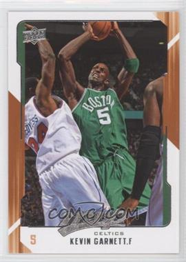 2008-09 Upper Deck MVP - [Base] #12 - Kevin Garnett
