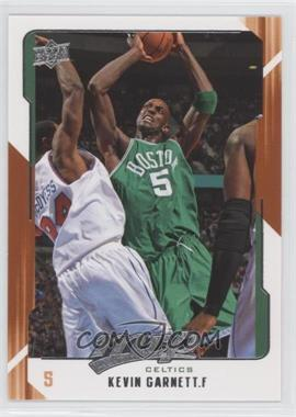 2008-09 Upper Deck MVP - [Base] #12 - Kevin Garnett - Courtesy of COMC.com