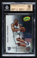 Russell Westbrook [BGS 10 PRISTINE] #/699