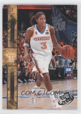 2008 Press Pass - [Base] #26 - Candace Parker