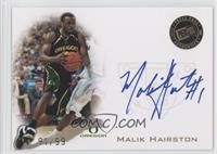 Malik Hairston /99
