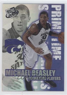 2008 Press Pass - Primetime Players #PT-7 - Michael Beasley