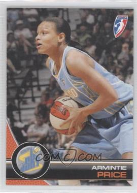 2008 Rittenhouse WNBA - [Base] #75 - Armintie Price