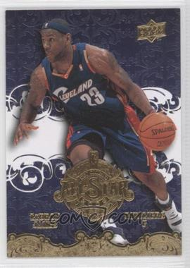 2008 Upper Deck NBA All-Stars New Orleans - [Base] #AS3 - Lebron James