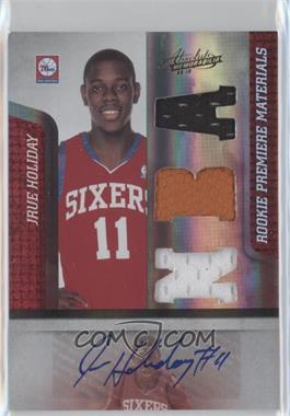 2009-10 Absolute Memorabilia - [Base] #157 - Jrue Holiday /499