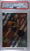 Stephen Curry [PSA 9 MINT] #/25