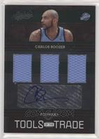Carlos Boozer [EX to NM] #/10