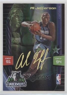 2009-10 Adrenalyn XL - [Base] - Extra Signature #ALJE - Al Jefferson