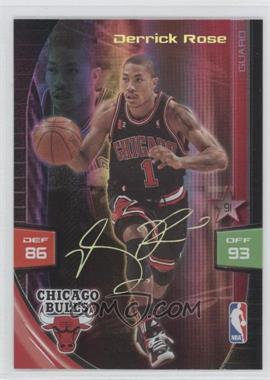 2009-10 Adrenalyn XL - [Base] - Extra Signature #DERO - Derrick Rose