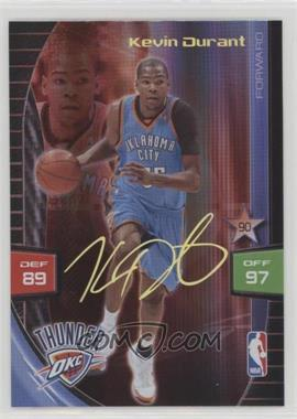 2009-10 Adrenalyn XL - [Base] - Extra Signature #KEDU - Kevin Durant