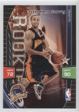 2009-10 Adrenalyn XL - [Base] #STCU - Stephen Curry