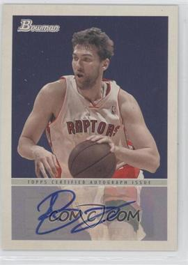 2009-10 Bowman '48 - '48 Autographs #48A-ABA - Andrea Bargnani