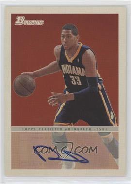 2009-10 Bowman '48 - '48 Autographs #48A-DG - Danny Granger