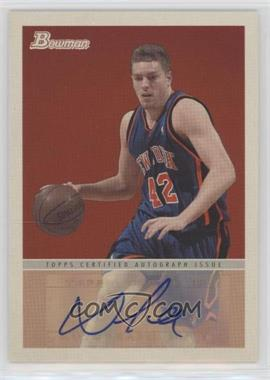 2009-10 Bowman '48 - '48 Autographs #48A-DL - David Lee