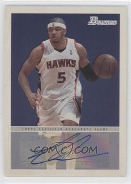2009-10 Bowman '48 - '48 Autographs #48A-JS - Josh Smith