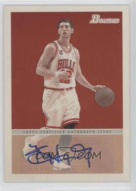 2009-10 Bowman '48 - '48 Autographs #48A-KH - Kirk Hinrich