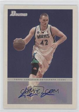 2009-10 Bowman '48 - '48 Autographs #48A-KL - Kevin Love