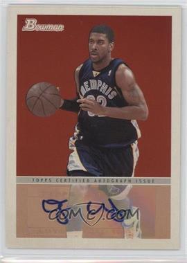 2009-10 Bowman '48 - '48 Autographs #48A-OJM - O.J. Mayo