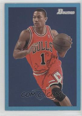 2009-10 Bowman '48 - [Base] - Blue #11 - Derrick Rose /1948