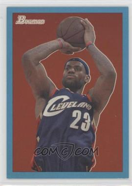 2009-10 Bowman '48 - [Base] - Blue #14 - Lebron James /1948