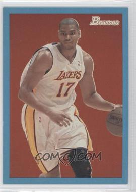 2009-10 Bowman '48 - [Base] - Blue #37 - Andrew Bynum /1948