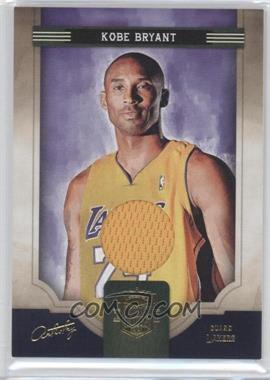 2009-10 Court Kings - Artistry - Memorabilia #13 - Kobe Bryant /299