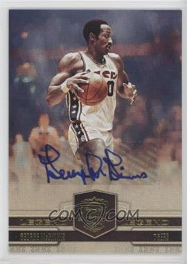 2009-10 Court Kings - [Base] - Autographs [Autographed] #111 - George McGinnis /49