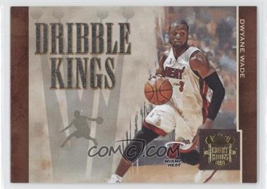 2009-10 Court Kings - Dribble Kings #9 - Dwyane Wade /149