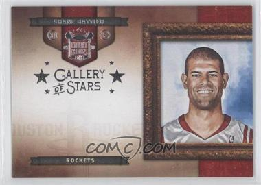 2009-10 Court Kings - Gallery of Stars - Silver #14 - Shane Battier /49