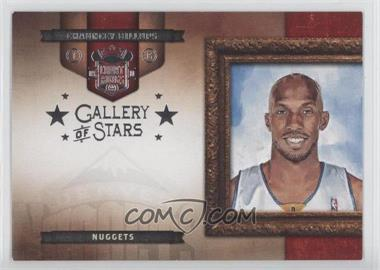 2009-10 Court Kings - Gallery of Stars - Silver #5 - Chauncey Billups /49