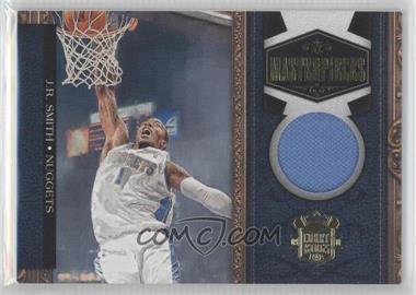 2009-10 Court Kings - Masterpieces - Memorabilia #15 - J.R. Smith /299