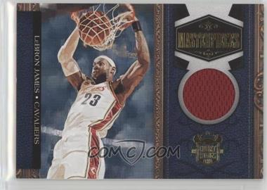 2009-10 Court Kings - Masterpieces - Memorabilia #16 - Lebron James /299