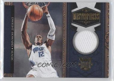 2009-10 Court Kings - Masterpieces - Memorabilia #2 - Dwight Howard /299