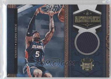2009-10 Court Kings - Masterpieces - Memorabilia #3 - Josh Smith /299