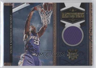 2009-10 Court Kings - Masterpieces - Memorabilia #4 - Jason Richardson /299