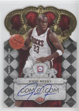 2009-10 Crown Royale - [Base] #129 - Jodie Meeks /699