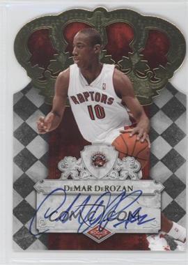 2009-10 Crown Royale - [Base] #130 - DeMar DeRozan /599