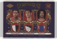 James Jones, Jeff Pendergraph, Jordan Hill /25