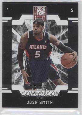 2009-10 Donruss Elite - [Base] - Jersey #3 - Josh Smith /99