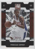 Marcus Camby #/77