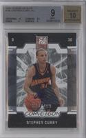 Stephen Curry /499 [BGS 9]