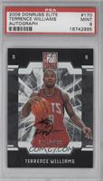 Terrence Williams /499 [PSA 9 MINT]