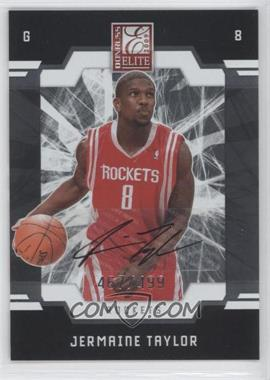 2009-10 Donruss Elite - [Base] #189 - Jermaine Taylor /499