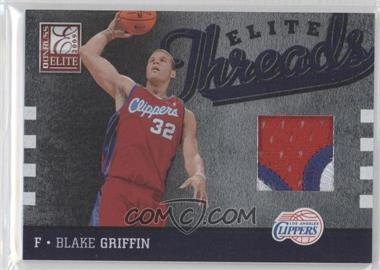 2009-10 Donruss Elite - Elite Threads - Jerseys Prime #20 - Blake Griffin /50